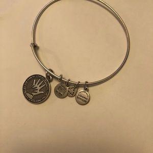 Alex & Ani Mother's Hand Bracelet